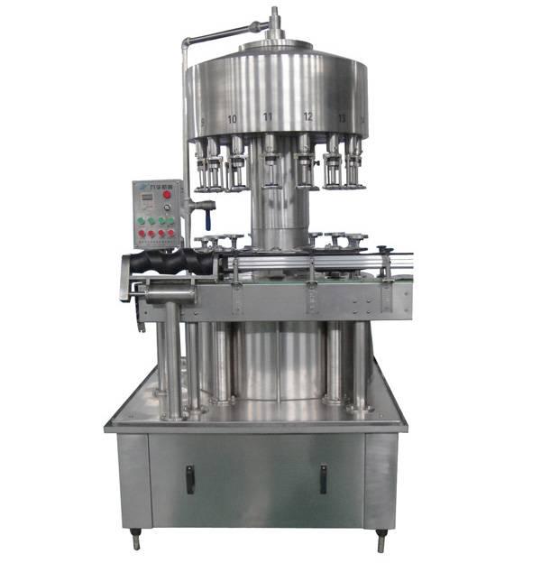 公司产品__气动灌装机 油类灌装机 半自动气动灌装机